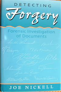 image of Detecting Forgery. Forensic Investigation of Documents