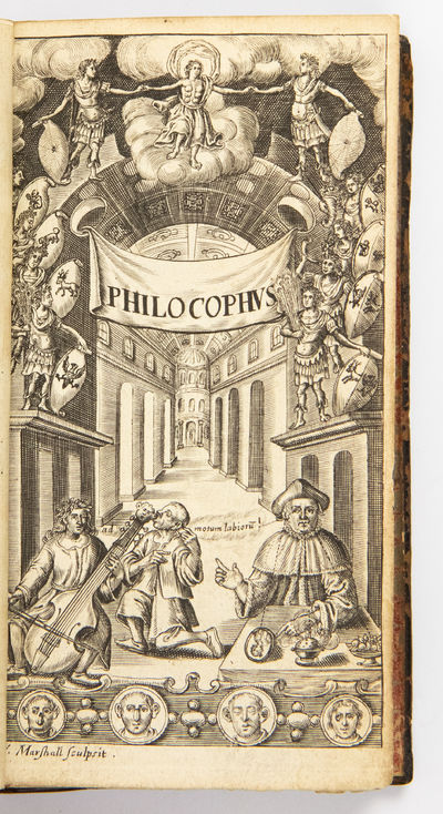 Philocophus: or, The deafe and dumbe...