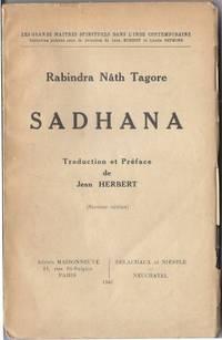 Sadhana traduction et Préface de Jean Herbert - sixième édition