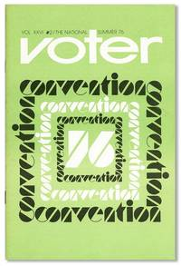 The National Voter, Vol. XXVI, no. 2, Summer, 1976