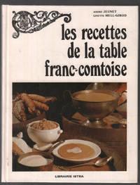 image of Les recettes de la table Franc-Comtoise