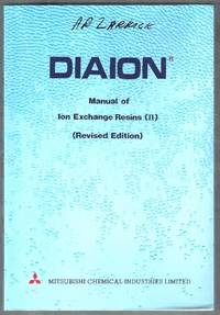 Diaion Manual of Ion Exchange Resins (II) (Revised Edition)