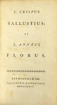 C. Crispus Sallustius; et L. Annaeus Florus [Histories]