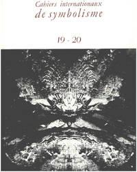 image of Cahiers internationaux de symbolisme n° 19-20