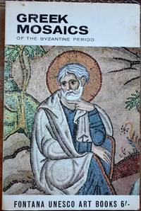 image of Greek Mosaics Of The Byzantine Period