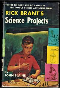 image of Rick Brant's Science Projects