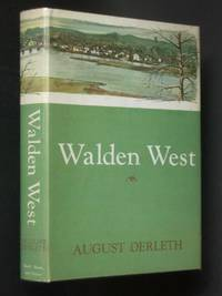 Walden West [inscribed, with four signed letters] by  August Derleth - Signed First Edition - 1961 - from Bookworks and Biblio.com