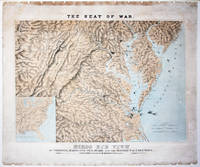 The Seat of War./ Birds Eye View of Virginia, Maryland, Delaware and the District of Columbia