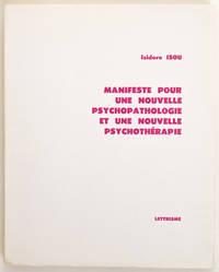 Manifeste pour une nouvelle psychopathologie et une nouvelle psychothérapie