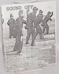 Sound off. Issue 1 by  Dan Gatewood - 1992 - from Bolerium Books Inc., ABAA/ILAB (SKU: 169087)