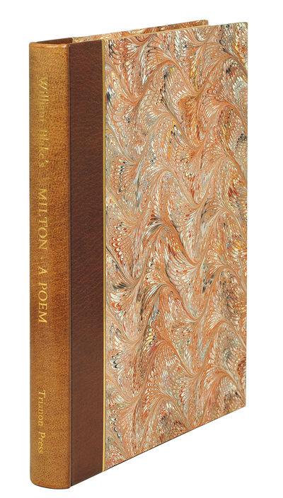 4to. London: Trianon Press, 1967. 4to, 50 color plates, 13 pp. of printed text. Original quarter bro...