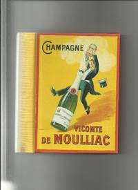 Champagne Vicomte De Moulliac (keep track of your favorite wines with this detailed journal)