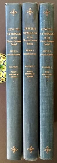 Jewish Symbols in the Greco-Roman Period (Vols. VI-VIII)