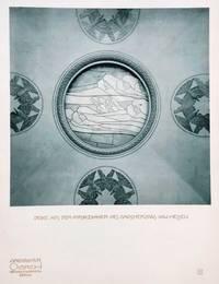 Architektur von Olbrich [Architecture by Olbrich]. Complete set of six portfolios of plates
