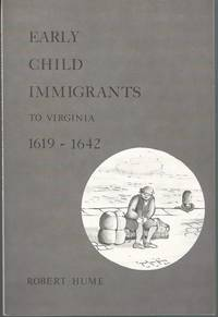 Early Child Immigrants to Virginia, 1619-1642