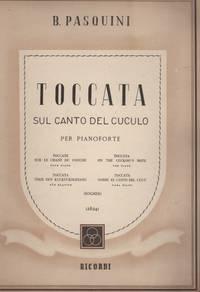 image of TOCCATA Sul Canto del Cuculo per Pianoforte [Toccate sur le chant du Coucou; Toccata uber den Kuckucksgesang; Toccata sobre el canto del Cucu; Toccata on the Cuckoo's Note] .