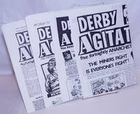 image of Derby Agitator: free fortnightly anarchist newsheet [4 issues]