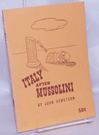 image of Italy after Mussolini