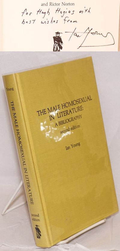 Metuchen: The Scarecrow Press, 1982. Hardcover. x, 350p., personal inscription to Hugh Hagius signed...