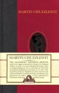 image of Martin Chuzzlewit (Nonesuch Dickens)