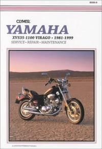 Clymer Yamaha Xv700-1100 Virago, 1981-1999, Xv535 Virago, 1987-1999