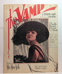 THE VAMP NOVEL ORIENTAL FOX-TROT WITH WORDS (VAMP A LITTLE LADY)