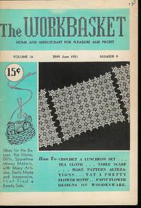 The Workbasket, Vol. 16, 2989, June 1951, No. 9