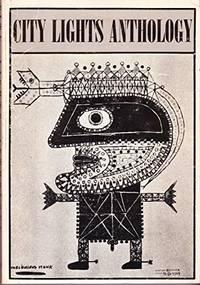 City Lights Anthology by Lawrence Ferlinghetti - Paperback - 1974 - from Orange Cat Bookshop (SKU: 435)