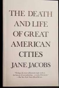 image of The Death and Life of Great American Cities (Vintage)
