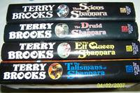 Heritage of Shannara four volume Set by Terry Brooks - Signed First Edition - 1990 - from Mclin Haven and Biblio.com