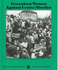 image of GREENHAM WOMEN AGAINST CRUISE MISSILES. (Cover title).