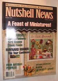 Nutshell News Magazine, March 1996 - A Feast of Miniatures!