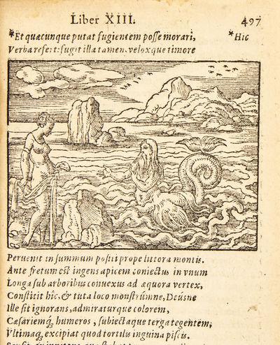 Metamorphoseon libri XV. In singulas...