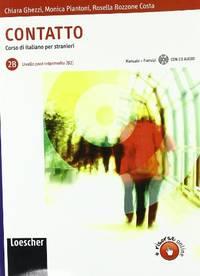 Contatto: Contatto 2B: Book + CD (B2)