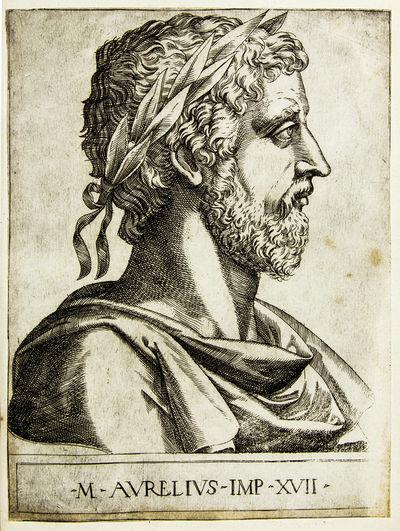Imagines XXIIII Caesaru[m] a Iulio ad...