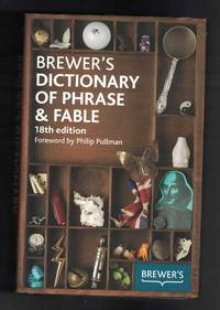 image of BREWER'S DICTIONARY OF PHRASE & FABLE