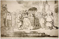 A Sale of English-Beauties, In the East Indies, London, 1786