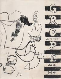 GROPE - Vol. One No. One, Jan. 1964