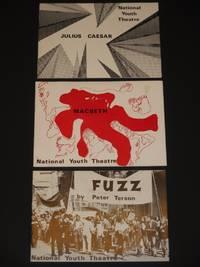 National Youth Theatre Programmes: MacBeth, Julius Caesar, Fuzz