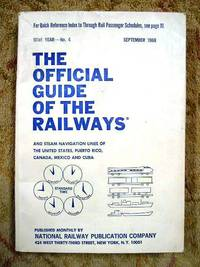 image of THE OFFICIAL GUIDE OF THE RAILWAYS; SEPTEMBER, 1968