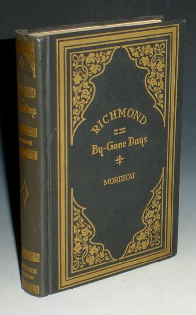 Richmond, VA: Dietz Press, 1946. Small Octavo. 362p. Republished from the second edition og 1860. A ...