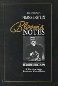 image of Frankenstein (Bloom's Notes) (Oop)