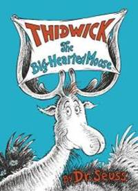 Thidwick the Big Hearted Moose Classic Seuss