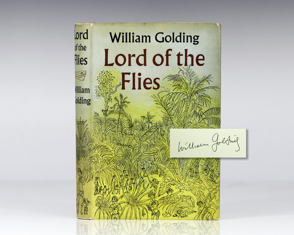 lord of the flies novel by william golding 1954 essay Lord of the flies, a 1954 story of savagery and survival by william golding, is considered a classic modern library rates it the 41st best novel of all time.