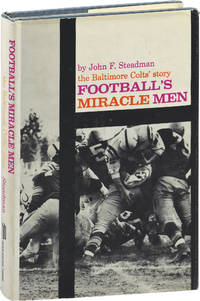 image of Football's Miracle Men: The Baltimore Colts' Story (First Edition)