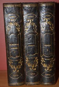 image of Oeuvers Du Compte De Lacepede, Comprenant L'histoire Naturelle Des Quadrupedes Ovipares, Des Serpens, Des Poissons Et Des Cetaces (3 Volumes)