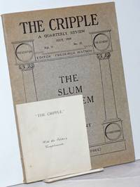 The Cripple: A quarterly review. Vol. V no. 21