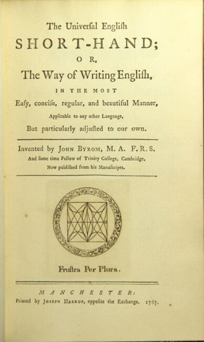 Manchester: Joseph Harrop, 1767. First edition and only edition, 8vo, pp. , ix, , -92; engraved tabl...