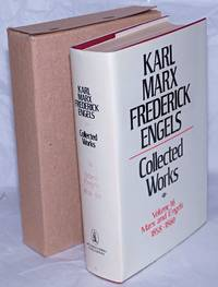 image of Marx and Engels. Collected works, vol 16: 1858 - 60