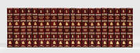 [Complete set of Jack Aubrey and Stephen Maturin novels:]